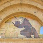 pellegrinaggio Roma Assisi  - Castel sant'Elia 03 particolare
