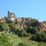 pellegrinaggio Roma Assisi  - Castel sant'Elia
