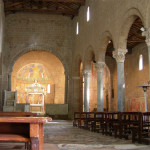 pellegrinaggio Roma Assisi  - Castel sant'Elia basilica 01