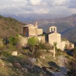 pellegrinaggio Roma Assisi  - Monti Martani 05