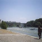 pellegrinaggio Roma Assisi  - Tevere