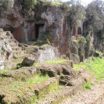 pellegrinaggio Roma Assisi  - necropoli 01
